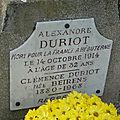 Un héros oublié - alexandre duriot