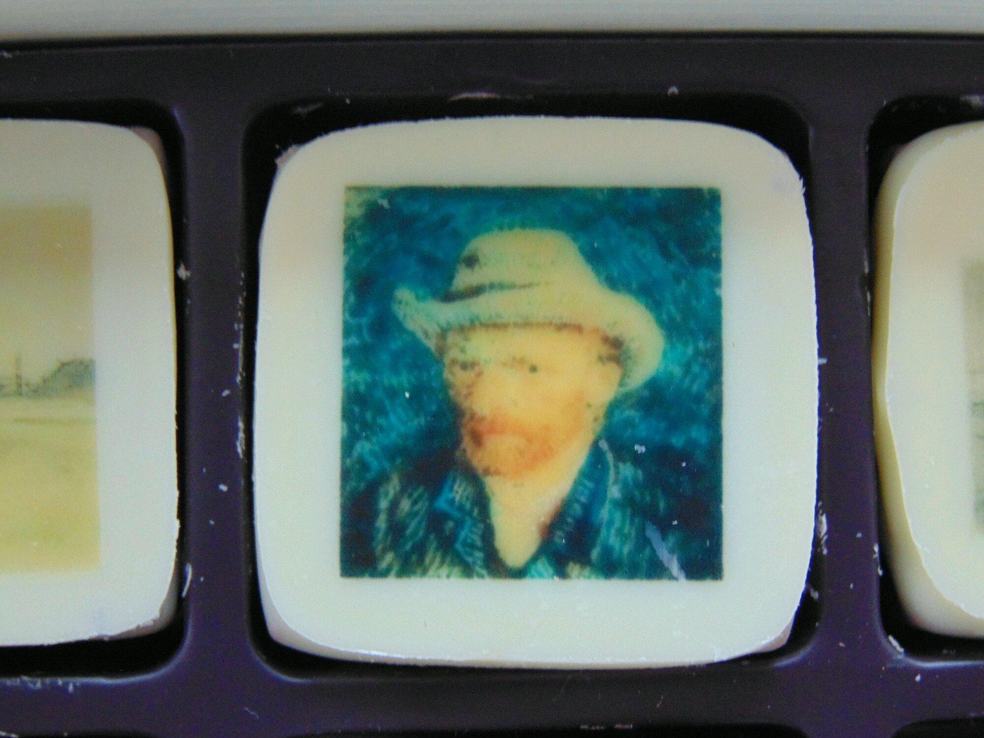 "Les ""Chocolats Van Gogh"" sont arrivés !!!"