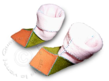 chaussons-rose-kaki-orange2
