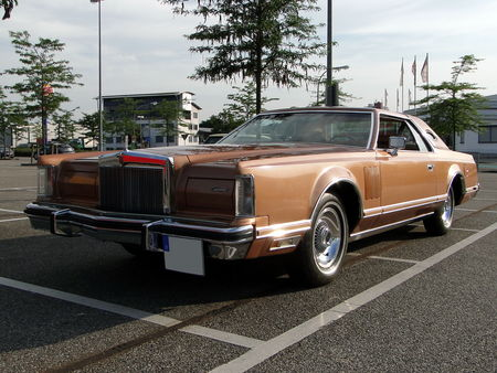 LINCOLN_Continental_Mark_V_Hardtop_Coupe___1977_1979__Rencard du Burger King, Offenbourg 3_