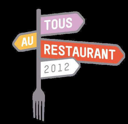 Tous au restaurant 2012 Lutetiablog Lutetia Blog