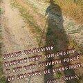 Chemin ombre citation paulo coelho