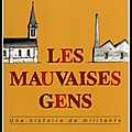 Les mauvaises gens - Etienne Davodeau