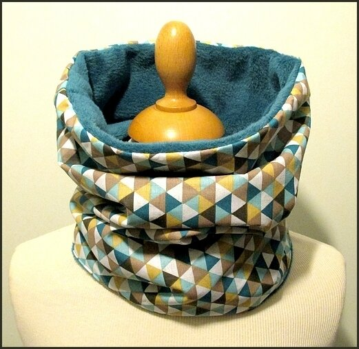 Snood triangles