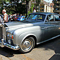 Rolls Royce silver cloud III de 1964 (Retrorencard juin 2010) 01