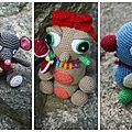 2015-09 - 3 ptites bêtes au crochet - GV