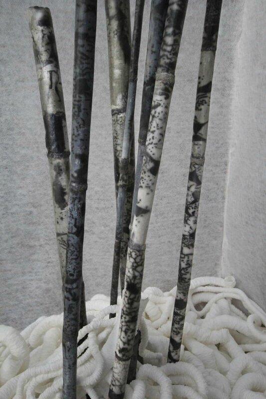 AnneMarie Kelecom& Edit Nicot Artiste textile& céramique