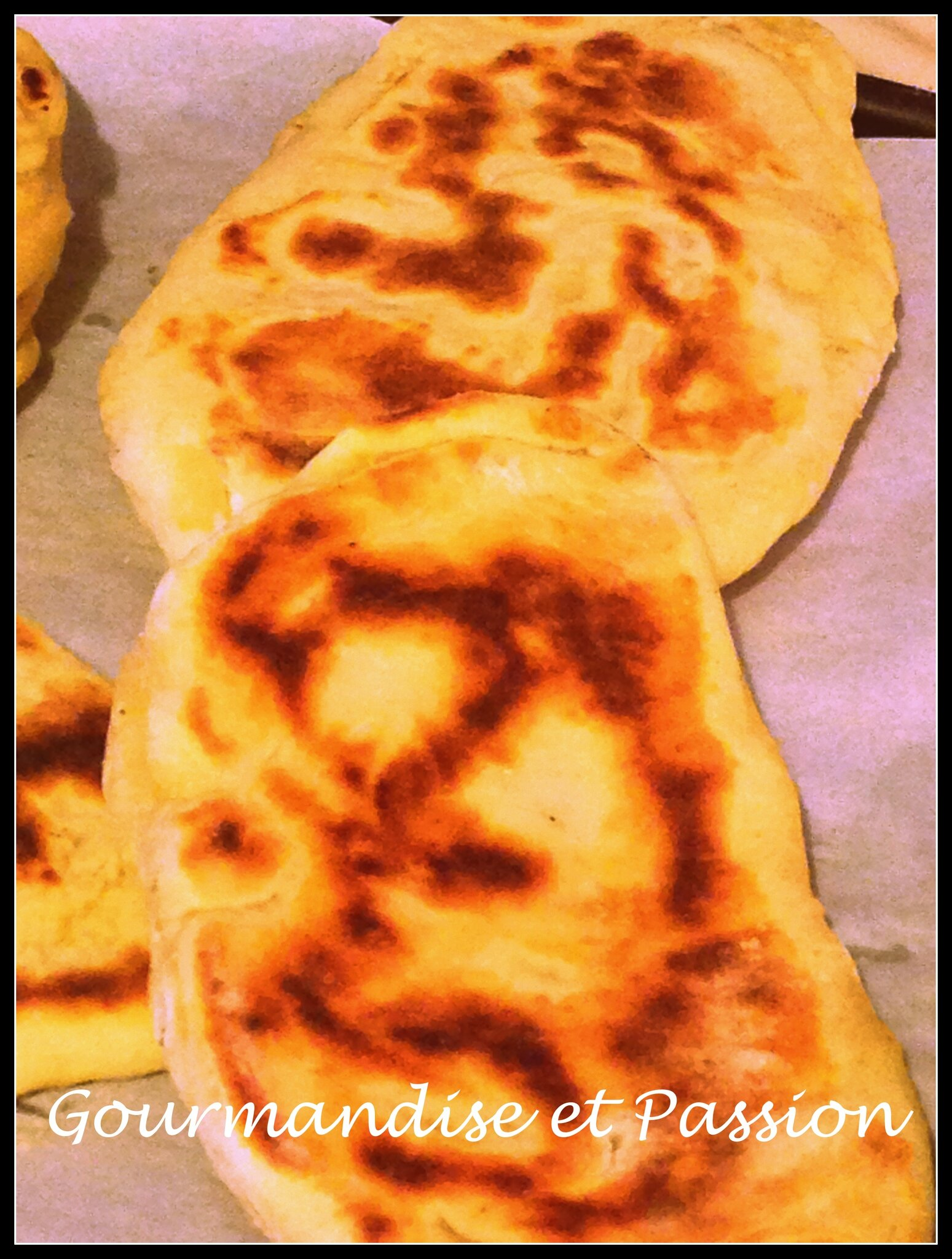 Naan ou Pain indien