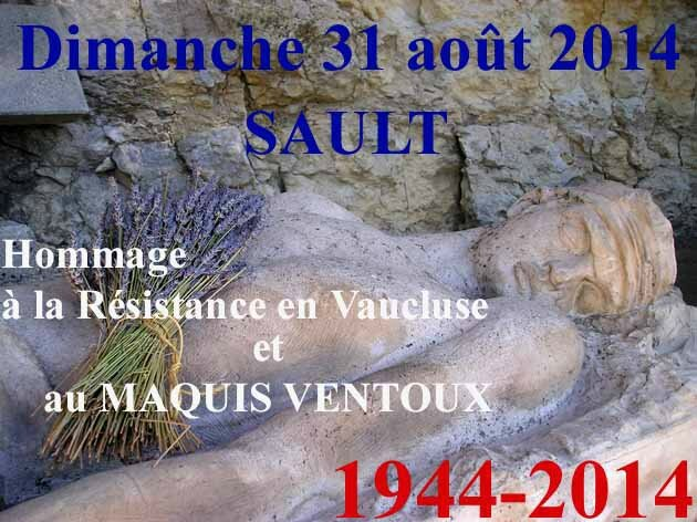 Calendrier Sault 1944 2014