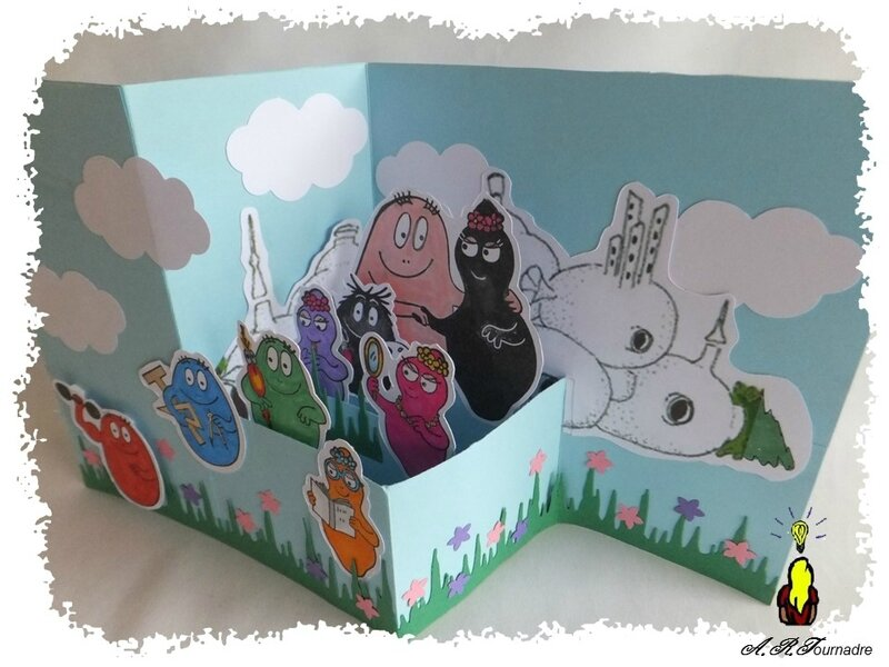 ART 2017 02 Barbapapa pop-up 2