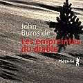 Les empreintes du diable - John Burnside