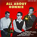 Ronnie Ball - 1956 - All About Ronnie (Savoy)
