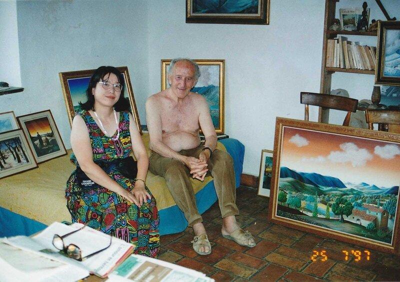 Serge et Naoko