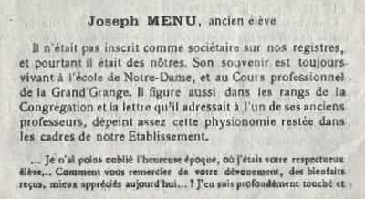 Menu Joseph témoignage (1)