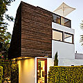 Une petite maison  West Hollywood