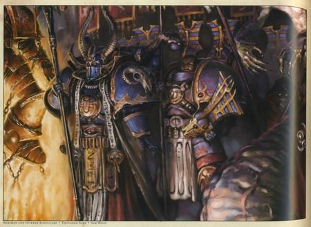 cadre thousand sons