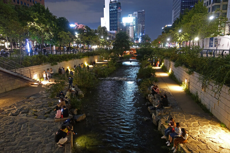 Cheonggyecheon 1
