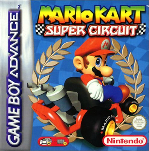 TEST: MARIO KART SUPER CIRCUIT (GameBoy Advance) suite et fin
