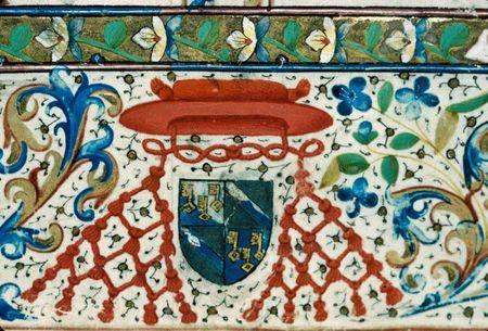Armes de Jean II Rolin-missel usage Autun - 1448-1462-BM Autun ms0110 f009
