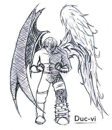 Mi anges mi demons half angel half devil - 3 part 2