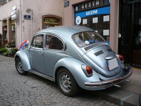coccinelle volkswagen 1969