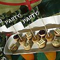 Mini gâteau de crêpes pour buffet (8)