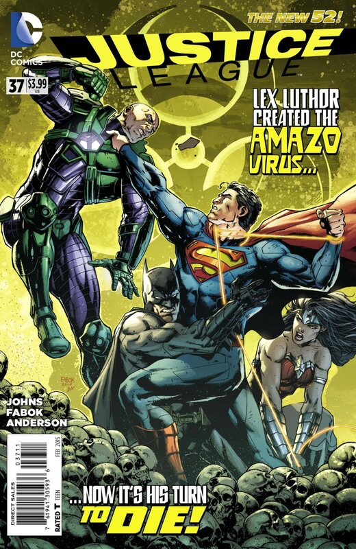 new 52 justice league 37