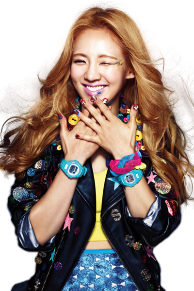 hyoyeon__snsd__casio_png__render__by_sellscarol-d5mtzzy
