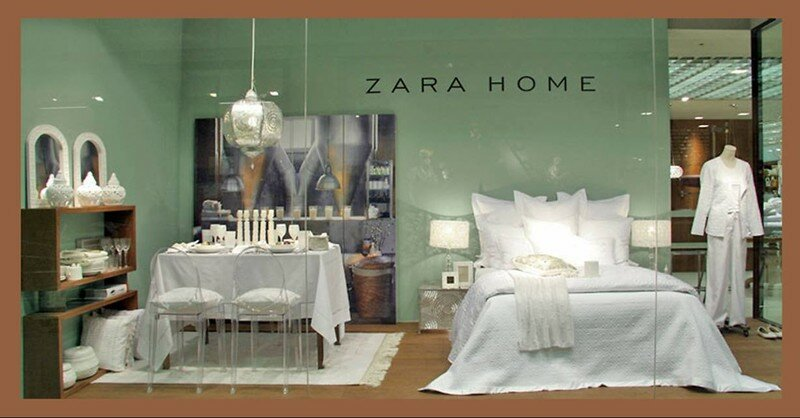zara home s 39 installe paris le meilleur de nous. Black Bedroom Furniture Sets. Home Design Ideas