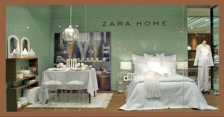 zara home s 39 installe paris le meilleur de nous. Black Bedroom Furniture Sets. Home Design Ideas