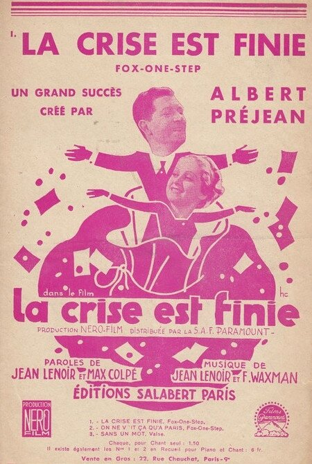 LA CRISE EST FINIE 02