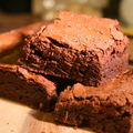 Ultimate brownies au chocolat de martha stewart