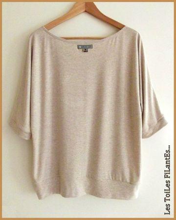Tee shirt Loose2