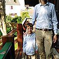 Look casual-chic père/fils