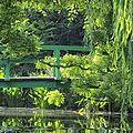 Randonnée tout public avec visite du jardin de claude monet
