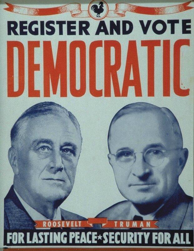 Roosevelt v Truman