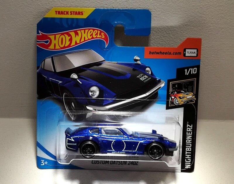 Datsun 240Z Custom (Hotwheels)