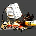 Hobie cat tiger