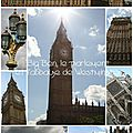 London part 1 : big ben & co