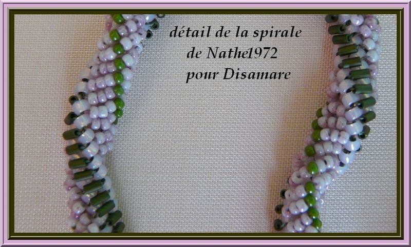 Collier Nathe1972 SPIRALE