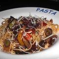 Spaghetti tomates séchées et balsamique