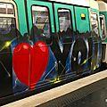 Métro d'amour ....