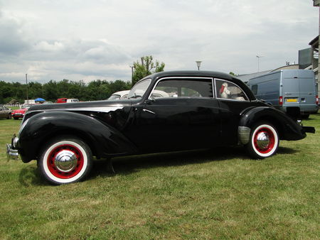 ROSENGART Supertraction Coupe 1939 Broc aux Tacots de Richwiller 2010 5