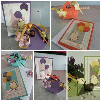 atelier stampinup paques