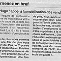 Ouest france 02 04 2015 Douarnenez
