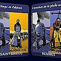 Sortie carnet de voyage à saint-brieuc