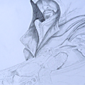 Assassin's creed fan art encore...