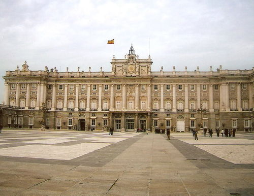 Madrid-Palacio Real