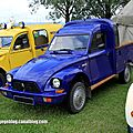 Citroen acadiane pick-up (Retro Meus Auto Madine 2012) 01