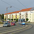 Halberstadt : le cinquième plus petit tramway d'allemagne